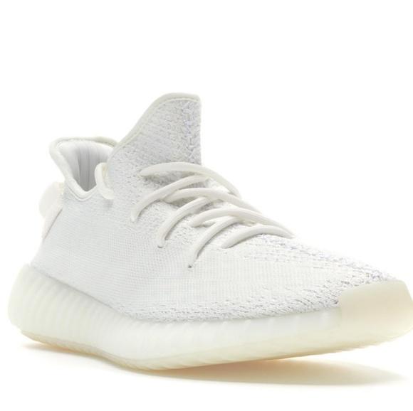 white cream yeezy